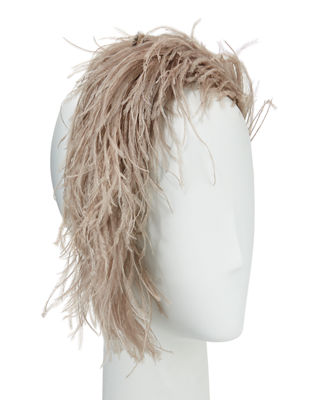Gigi Burris Aurora Feather Headband