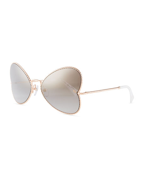 a45b7543df45 After 30 years Marc Jacobs continues to unabashedly shape the boundaries of  American fashion. Marc Jacobs Butterfly Sunglasses for Men ...