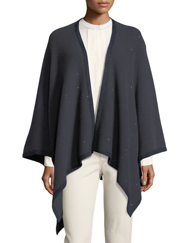 Loro Piana Short Madison Midnight Cape