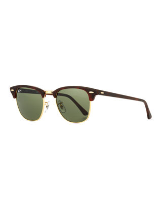 Ray-Ban Clubmaster?? Monochromatic Sunglasses