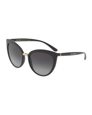 Dolce & Gabbana Gradient Cat-Eye Sunglasses