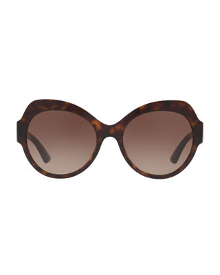 Image 2 of 2: Butterfly Gradient Sunglasses