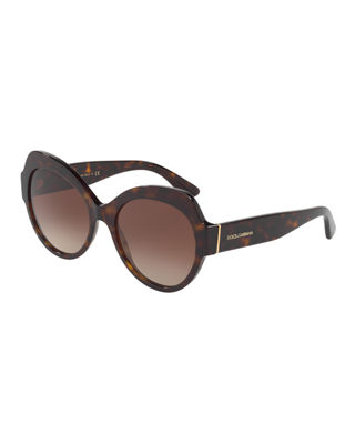 Image 1 of 2: Butterfly Gradient Sunglasses