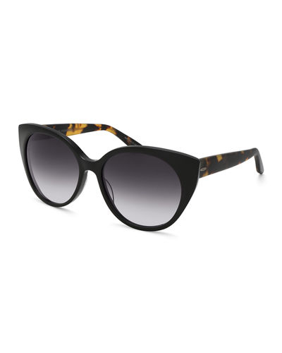 Kuuipo Butterfly Gradient Sunglasses