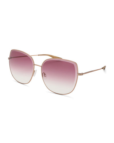 Espirutu Gradient Butterfly Sunglasses