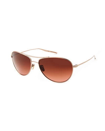 Pratt Polarized Titanium Sunglasses