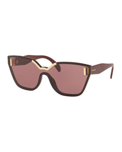 Butterfly Shield Sunglasses