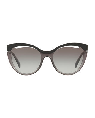 Butterfly Cutout Sunglasses