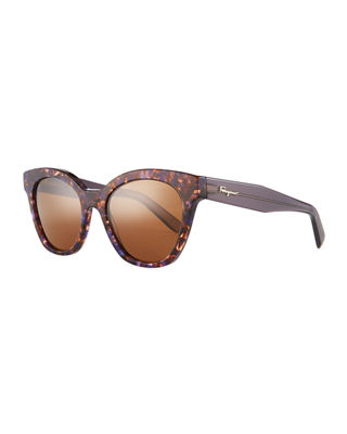 Image 1 of 3: Classic Cat-Eye Zyl® Sunglasses