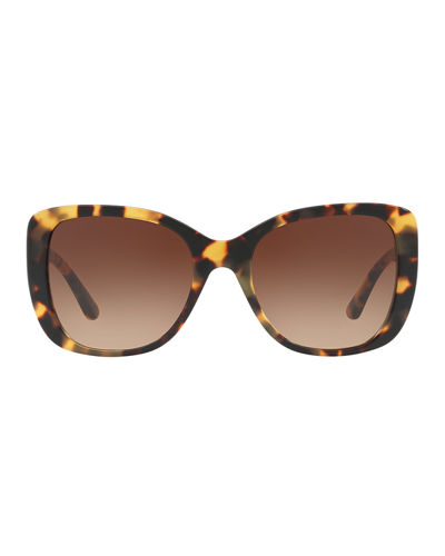 Gradient Rectangle Sunglasses