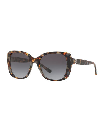 8f3bf2578ce Quick Look. Tory Burch · Gradient Rectangle Sunglasses