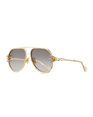 Anna-Karin Karlsson The Claw Pilot Sunglasses