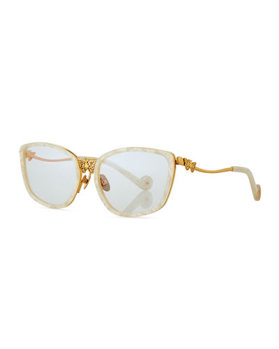 Anna-Karin Karlsson Mon Papillon Optical Frames w/ 3D