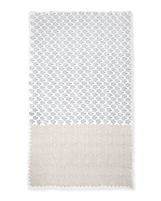 Image 2 of 2: Naples Lightweight Scarf
