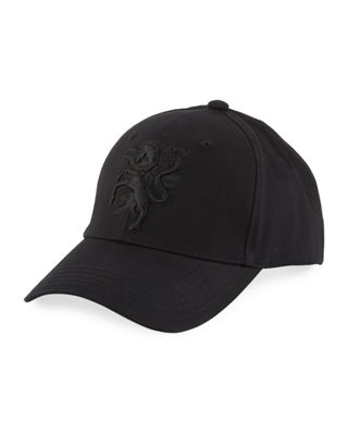 Baseball Cap w/ Embroidered Logo