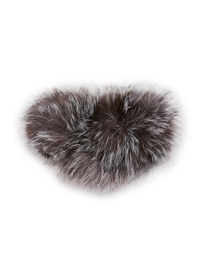 Fox Fur Ear Headband