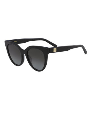 MCM Cat-Eye Zyl® Acetate Sunglasses