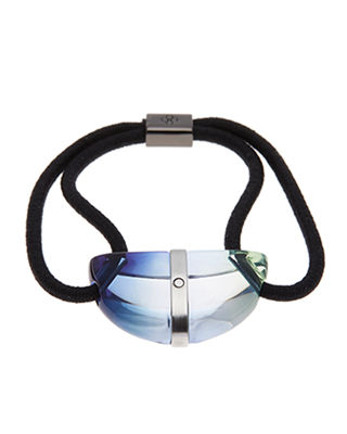 Colette Malouf Gemology Luna Ponytail Holder