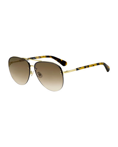 jakaylas mirrored aviator sunglasses