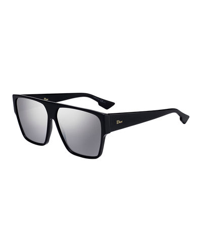 DiorHit Mirrored Acetate Sunglasses