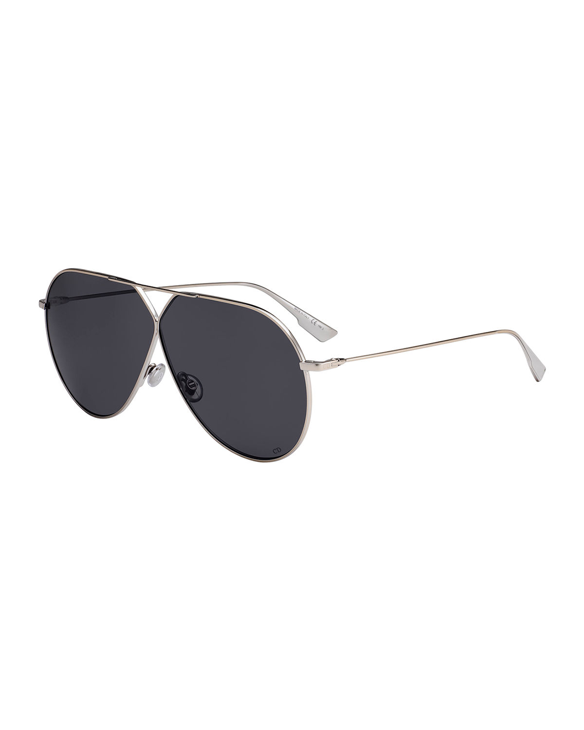 9808915ef1303 Dior Stell3 Mirrored Aviator Sunglasses