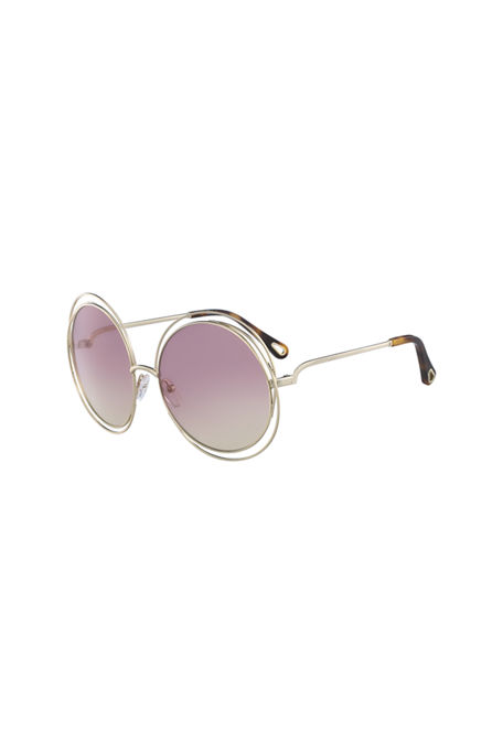 Carlina round sunglasses Chlo 5jLhJY
