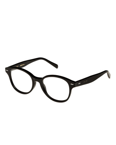 Acetate Clear Frames | Neiman Marcus
