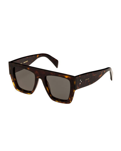 Bold Acetate Sunglasses