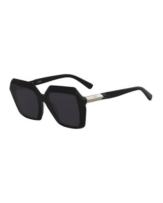 Square Faceted Zyl Sunglasses