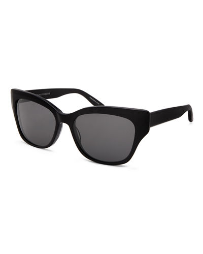 Aloha Asian Fit Cat-Eye Sunglasses