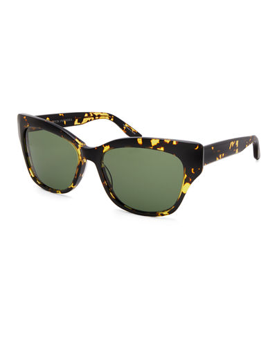 Aloha Cat-Eye Sunglasses