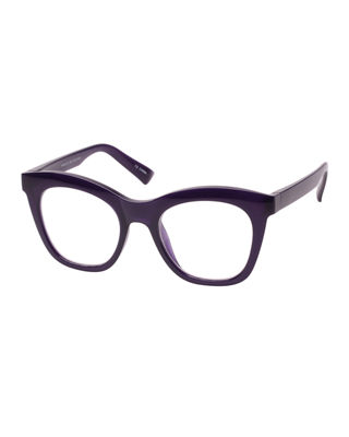 The Book Club Harlot's Bed Cat-Eye Reading Glasses