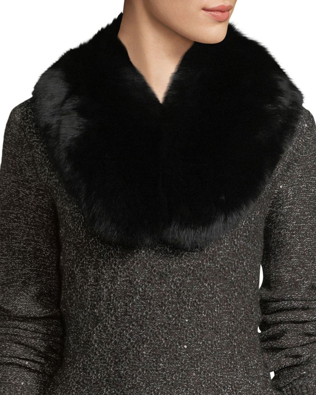 Princess Fur Collar