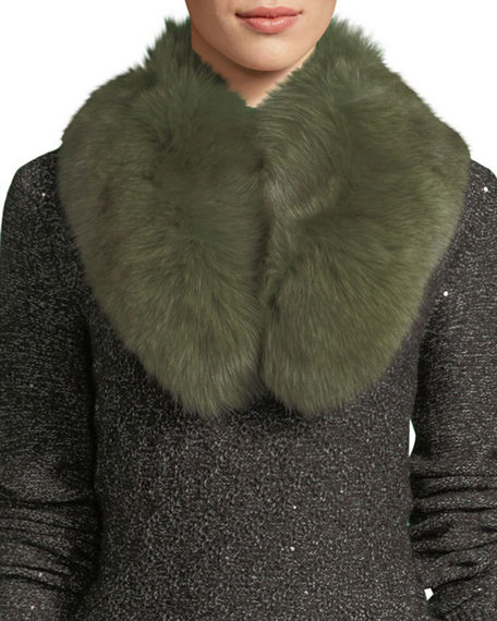 Charlotte Simone PRINCESS FUR COLLAR