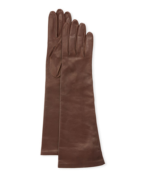 Portolano LONG NAPA LEATHER GLOVES