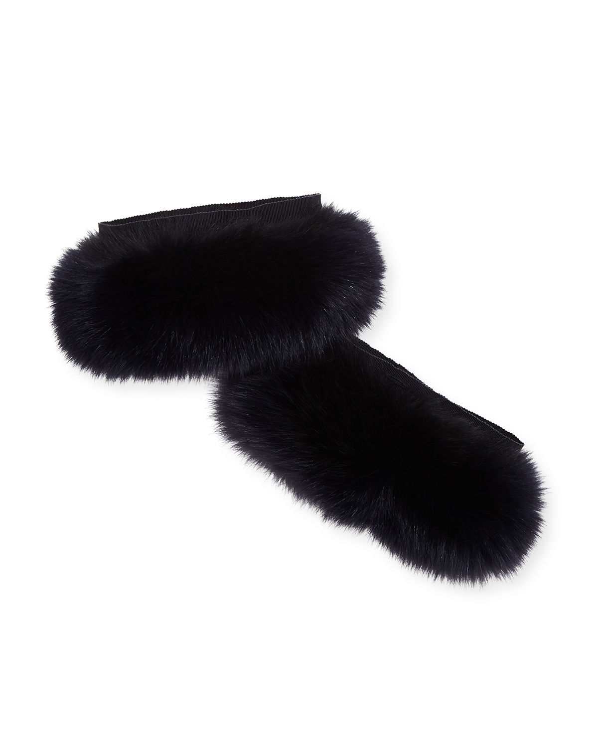 Here is the Cube Collection Susanna Detachable Fur Cuffs