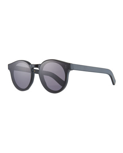 Two Point One Round Acetate Sunglasses