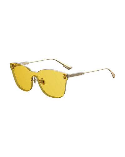 ColorQuake2 Rectangle Shield Sunglasses