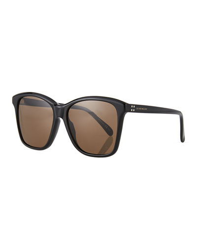 07e8404edc Quick Look. Givenchy · Two-Tone Square Sunglasses
