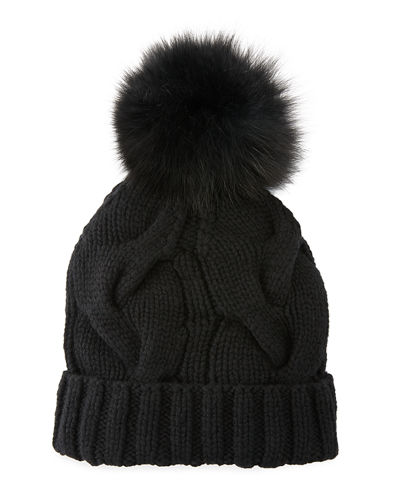 4440620a6 Dyed Fur Hat