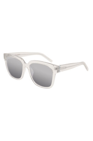 Saint Laurent Square YSL Acetate Sunglasses