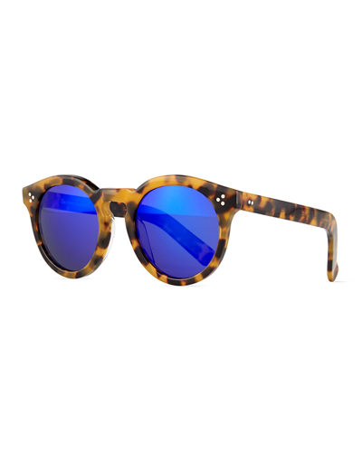 Leonard II Mirror Sunglasses