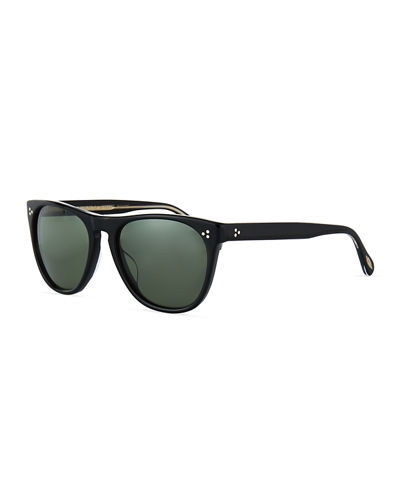 Daddy B Square Acetate Sunglasses