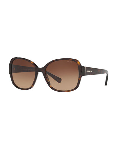 3cd8119ebff Quick Look. Coach · Butterfly Sunglasses w  ...
