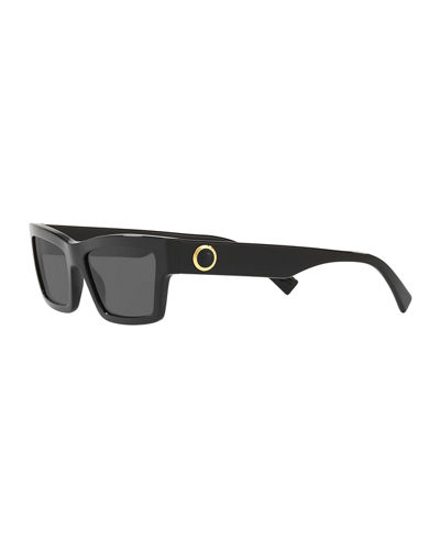 Versace Acetate Cat-Eye Sunglasses