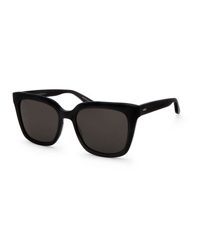 Bolsha Rectangle Gradient Sunglasses