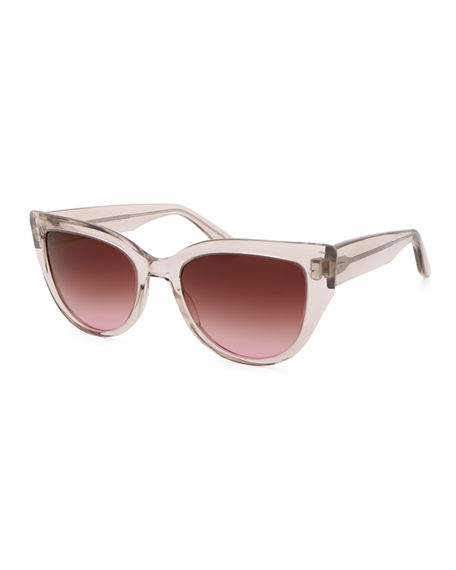 Barton Perreira Wahine Cat-Eye Sunglasses
