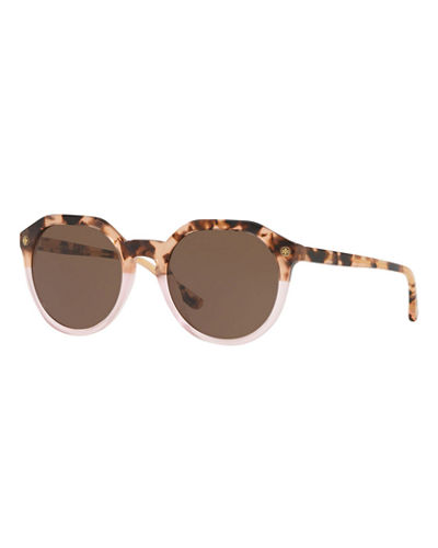 7e1b0cba6fc Two-tone Logo Sunglasses