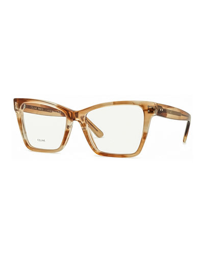 b6b785bb8c Quick Look. Celine · Butterfly Acetate Optical Frames