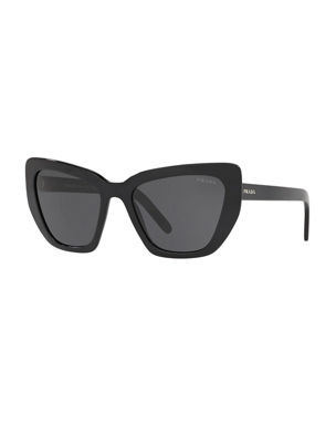 e8c95a4b6285a Prada Sunglasses   Square   Cat-Eye Sunglasses at Neiman Marcus